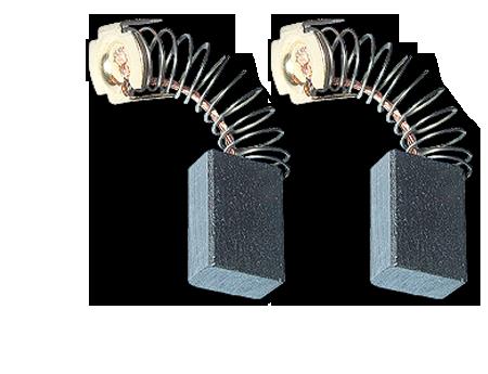9741 PC 1100 9900 B NPC 1100 Kohlebürsten Motorkohlen für Makita 9297 SPC